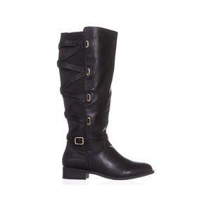 NWB Thalia Sodi Veronika Black Womens Boots